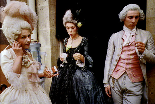 photo-tournage-coulisse-cinema-Marie-Antoinette--behind-the-making-of-Sofia-Coppola's-2006-film