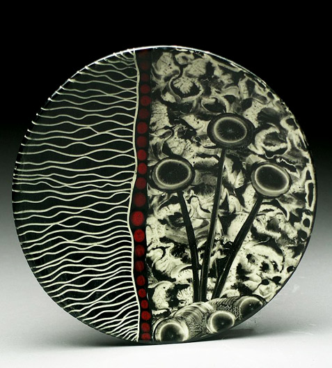 Marcy-Neiditz contemporary plate