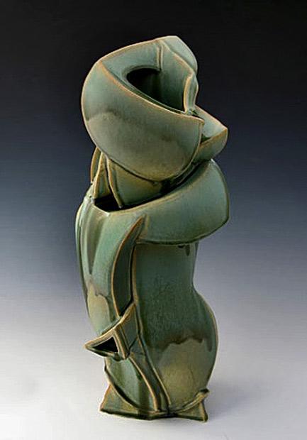 Dan-Molyneux abstract sculpture