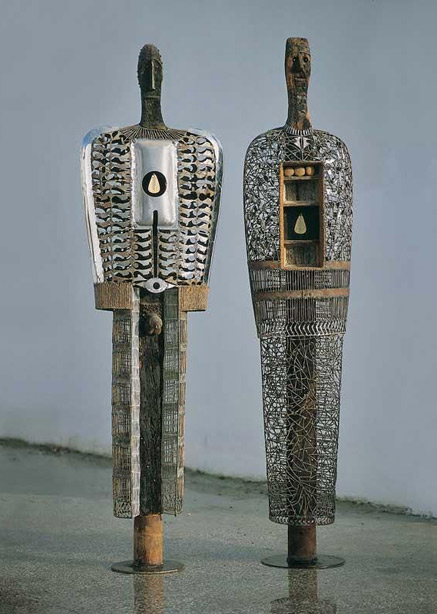Theodoros-Papagiannis---Sculptures,-1994-2000---National-Technical-University-of-Athens