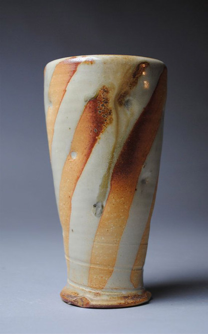 Wood-Fired-Tumbler-Beer-Cup-by-JohnMcCoyPottery-on-Etsy