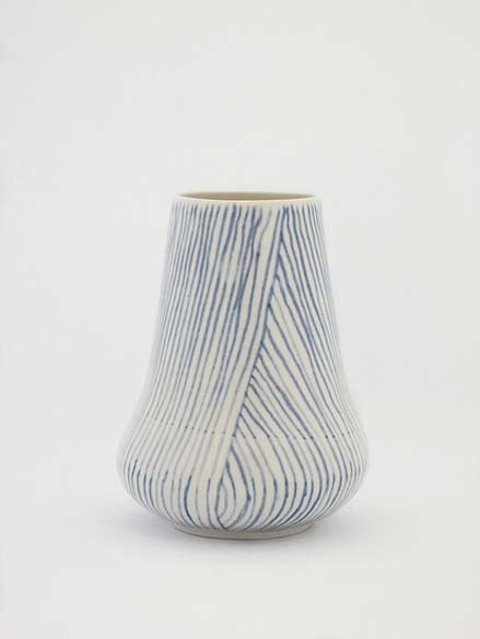 shio-kusaka--vase striped