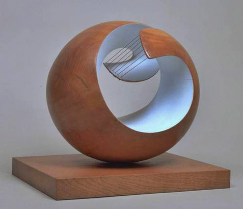 Barbara Hepworth Pelagos ('sea' in Greek)