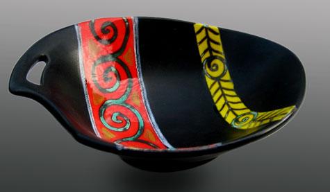 Gabriel-Fourmaintraux-asymmetrical bowl-mid-century