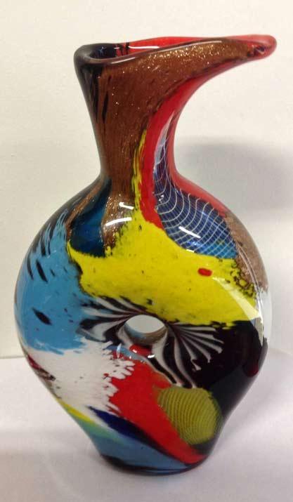 Glass Oriente-Vase-by-Dino-Martens-for-Aureliano-Toso