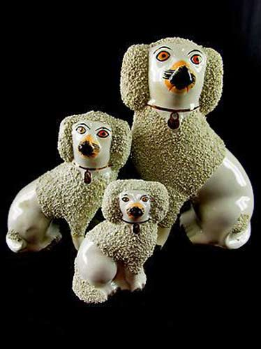 old-family-of-poodle-Staffordshire-dogs