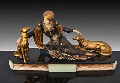 Cats And Dogs Figurines Art And Photos