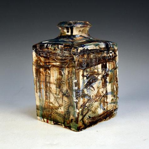 -Ben-Barker ceramic box Toovey Auctions