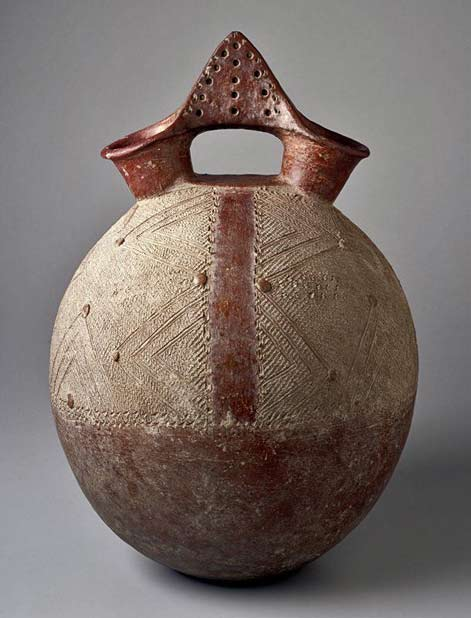 Africa-Vessel-from-Chad--20th-century