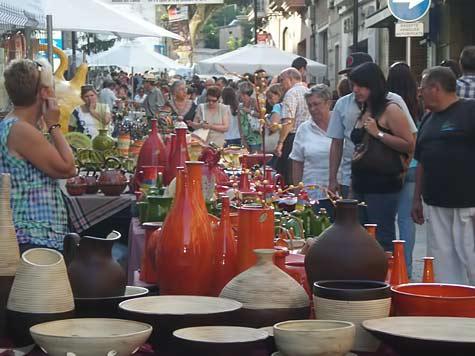 Ambient_fira_Argentona ceramic fair, Spain