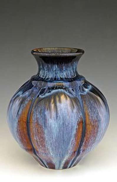 Bill-Campbell-Snow-Drop-Vase