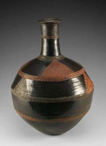 Bottle,-Earlymid-20th-centuryNgbandiCongo
