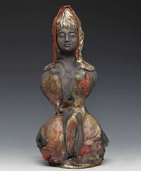 Buddha-Kwan-Yin-Goddess-Statue-With-Chains