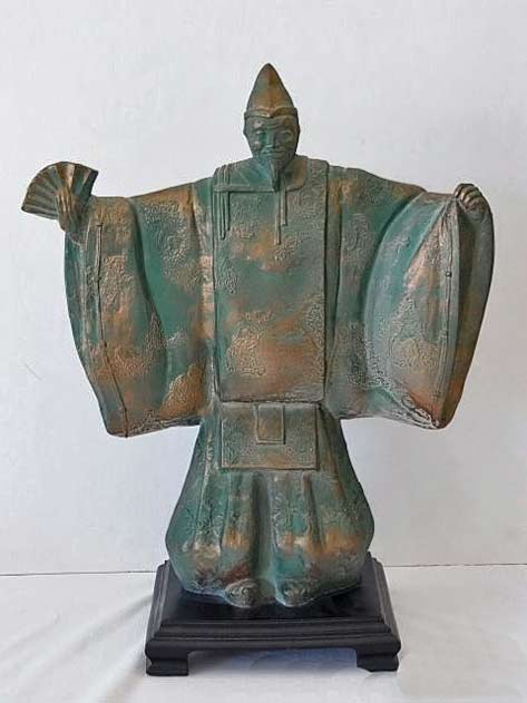 Chinese-sculpture-emperor figure---Hess-Fine-Auctions
