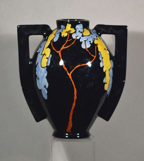 Echo-of-Deco-Art-Deco-Inspired-Hand-Thrown-&-Hand-Painted-Geometric-Vase----