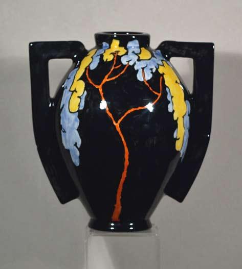 Echo-of-Deco-Art-Deco-Inspired-Hand-Thrown-&-Hand-Painted-Geometric-Vase----