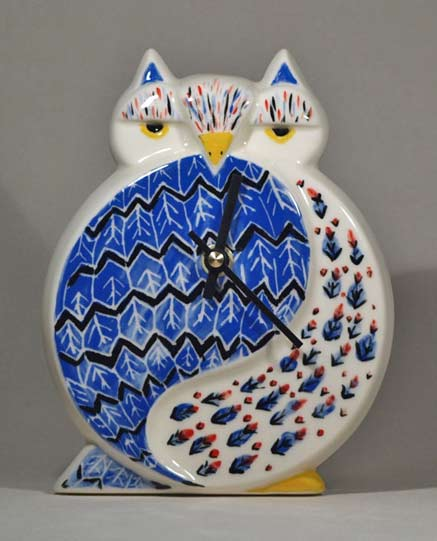 Echo-of-Deco-Art-Deco-Inspired-Owl-Wall-Clock