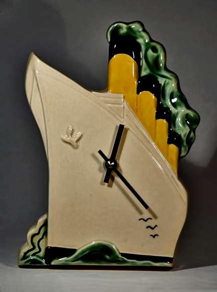 Echo-of-Deco-Art-Deco-Inspired-White-Star-Line-Wall-Clock