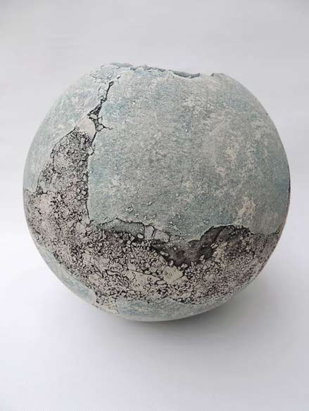 Eileen-Singleton ceramic orb