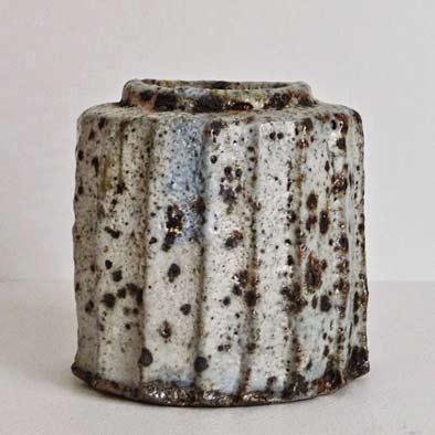 Hans Vangso_ceramic vessel