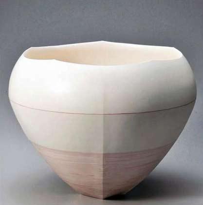 Hoshino-Tomoyuki ceramic vessel