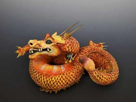 The-sound-of-compassion-Credit-Joey-Chiarello ceramic dragon