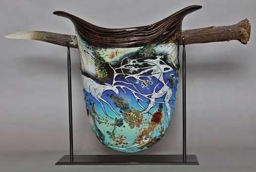 William-Morris-(American,-Born-1957)-Suspended-Artifact-1991