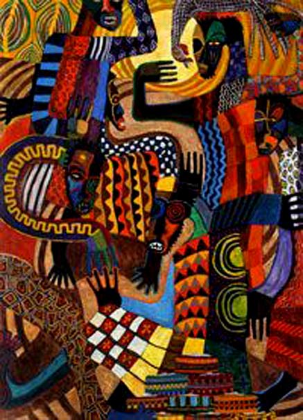 contemporary-african-american-artists---Charles-Searles