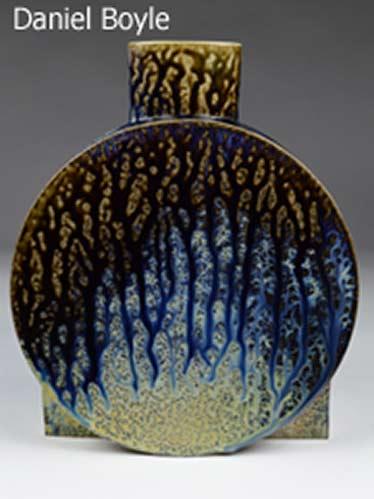 ceramic vessel by Daniel Boyle