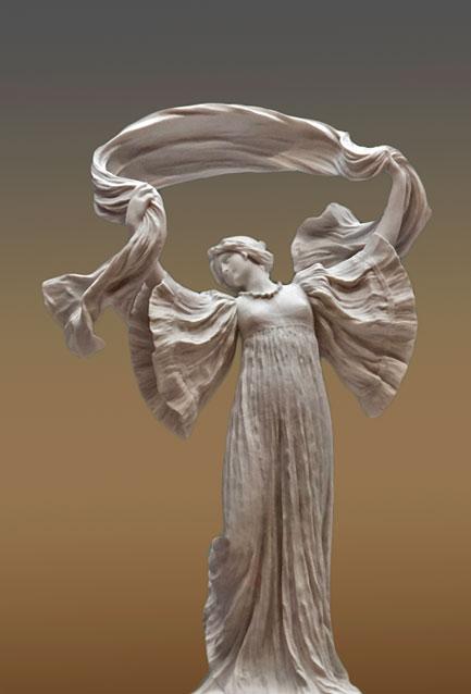 Danseuse-à-l'écharpe-(V&A-Museum)-1898-Agathon-Leonard-Sevres