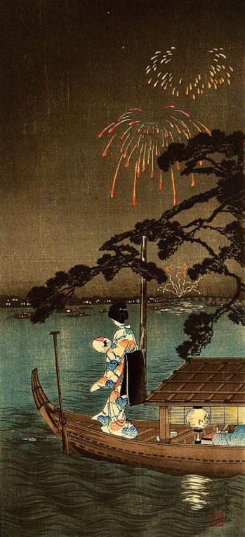 Hiroaki-Takahashi-painting-of-geisha