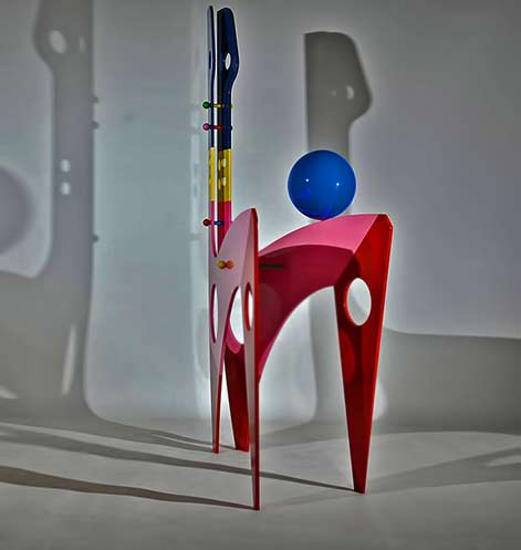 Sam-Shendi contemporary sculpture