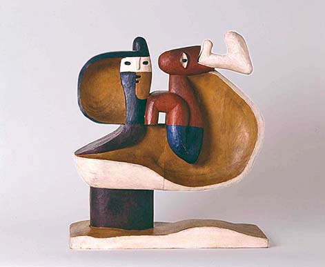 The-child-is-there-,Le-Corbusier-1961