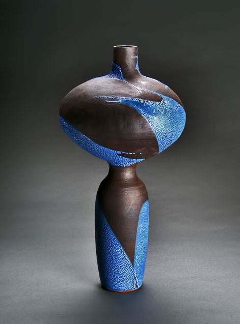 Tall-Bottles-_-Sculptural-Bottle---Blue-Lichen