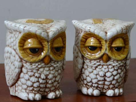Vintage-Mid-Century-KANGA-Owls-Vintage-Salt