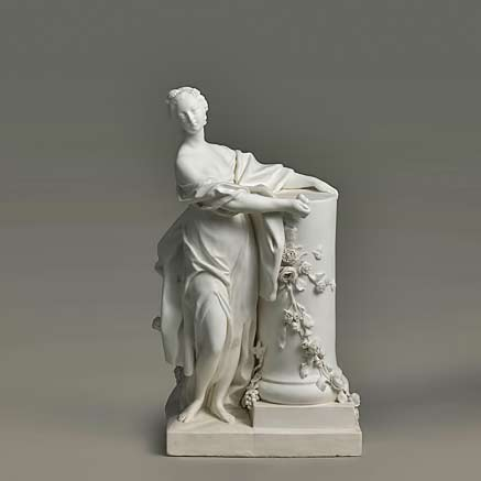 madame-de-Pompadour-by-goddess-Friendship-~-1755,-according-to-Etienne-Maurice-Falconet.-Biscuit-bone-china
