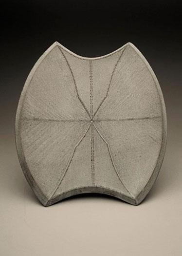 Ernest-Gentry ceramic plate