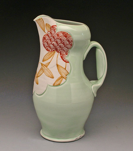 Jennifer-Allen ceramic jug