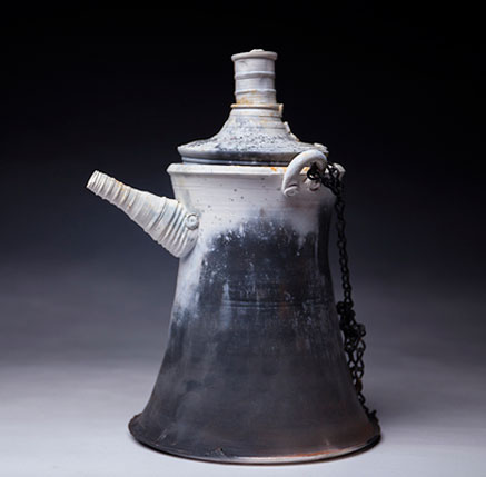 Liz-Hafey-ceramic tea pot