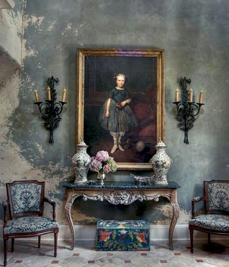 Old-World-French-Style-Decorating-Ideas