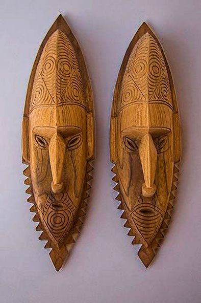Tribal-masks-are-from-Lou-Island-in-the-Admiralty-Island-Group-of-Papua-New-Guinea