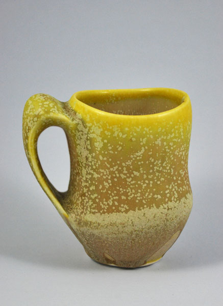 gwendolyn-yoppolo-mustard colored mug