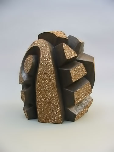 Eduardo-Andaluz abstract sculpture