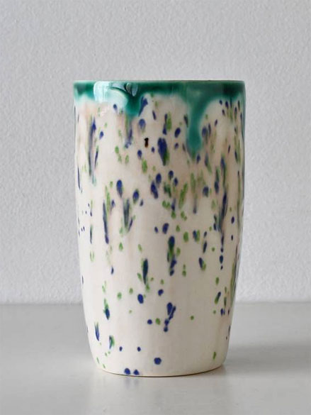 Elnaz-Nourizedah---Collection==ceramic tumbler