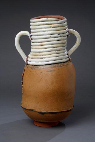 Large-Rutile-Pot,-26x18inch-diameter,-2014 Nancy Selvin