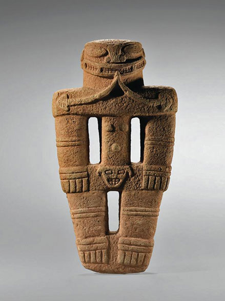 clay deity-south-pacific-coast-of-costa-rica