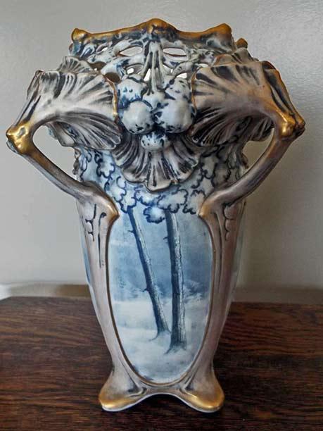 Elegant Design Nuance Of Art Nouveau