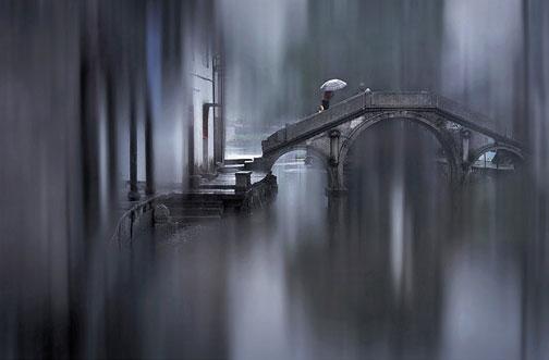 Rain-Town-Middle-East---Yang-Fuhua