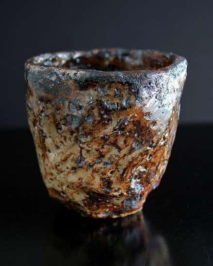 Ruan 2 shino bowl - Adam Whatley