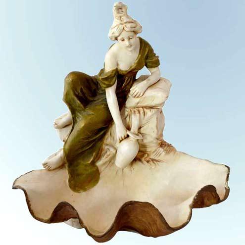 amphora_porcelain_figurin_with_Antique-Royal-Dux-Porcelain-Figurine